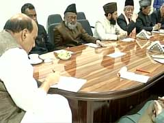 To Check Growth Of ISIS, Rajnath Singh Seeks Support From Muslim Clerics
