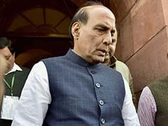 Jat Agitation: No Lapse Of Centre And Haryana, Says Rajnath Singh