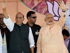 Befitting Reply For Those Who Raise Anti-National Slogans: Rajnath Singh