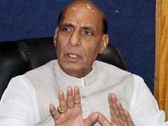 Youths Joining Terrorist Organisations Matter Of Concern: Rajnath Singh