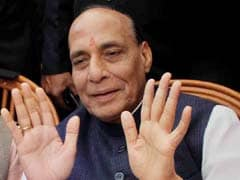 Centre Ready For Talks With Maoists, Says Home Minister Rajnath Singh
