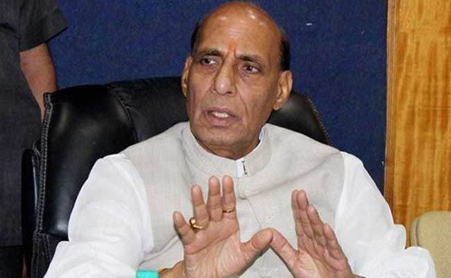Rahul Gandhi Trying To Mislead Parliament, Says Home Minister Rajnath Singh