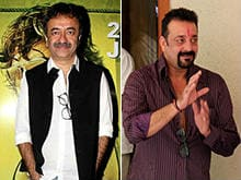 Raju Hirani And Sanjay Dutt 'Aren't Friends.' They 'Respect' Each Other