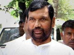 BR Ambedkar Should Get Nobel Prize, Says Ram Vilas Paswan