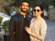 Ranveer Singh Says It's an 'Exciting Time' For Deepika Padukone