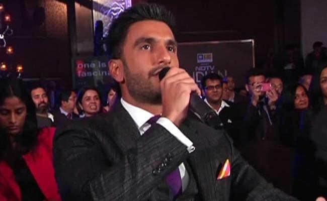 Big B, Deepika, Ranveer get 'Indian of the Year' awards