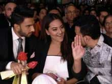 Femina Beauty Awards: How Ranveer, Sonakshi Made it a Blockbuster Affair