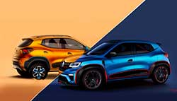 Renault Kwid Racer and Kwid Climber Concepts Revealed at Auto Expo 2016