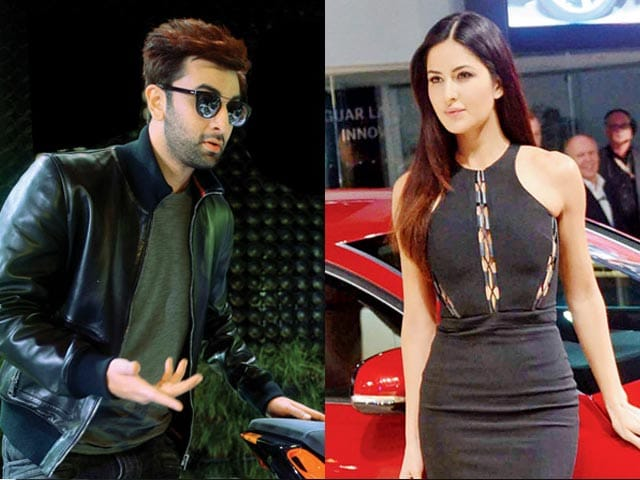 How Ranbir Kapoor-Katrina Kaif Timed Their Entry and Exit at Auto Expo 2016
