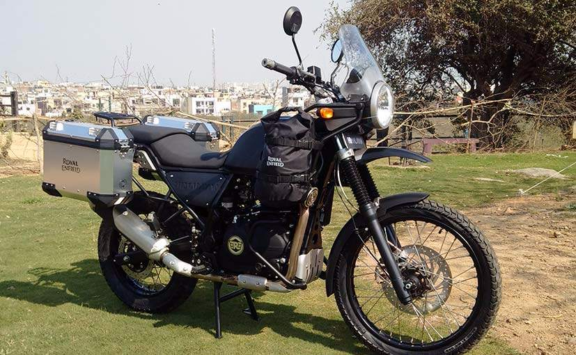 royal enfield himalayan unveiled specifications and expected price ndtv carandbike. Black Bedroom Furniture Sets. Home Design Ideas
