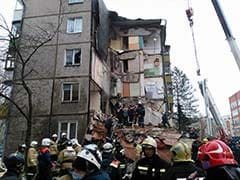 7 dead as gas blast in Russia collapses building
