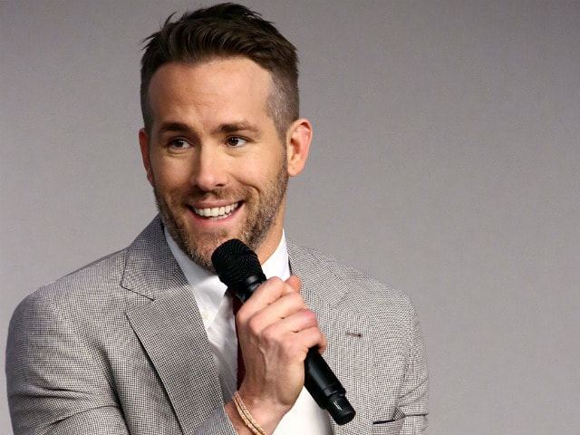Ryan Reynolds Has Women Everywhere Cheering and It's Not For Deadpool ... Ryan Reynolds