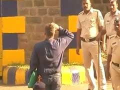 Sanjay Dutt Walks Out Of Pune's Yerwada Jail With A Salute