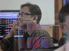Sensex Falls On Global Growth Worries, Weak China Data