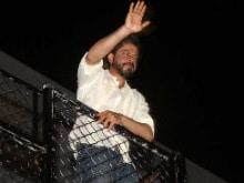 Shah Rukh Khan Fined 1.93 Lakh For Illegal Ramp Outside Mannat