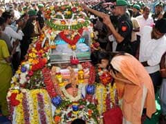 2 More Siachen Martyrs From Karnataka Laid To Rest With State Honours