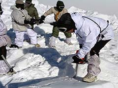 Indian Soldier Survives 5 Days Trapped Beneath 25-Foot Avalanche