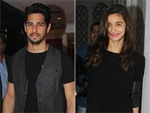 What Sidharth Malhotra Said About His Rumoured Romance With Alia Bhatt