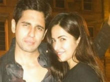 Sidharth Has Valentine's Day Plans With, Wait For it, Katrina Kaif