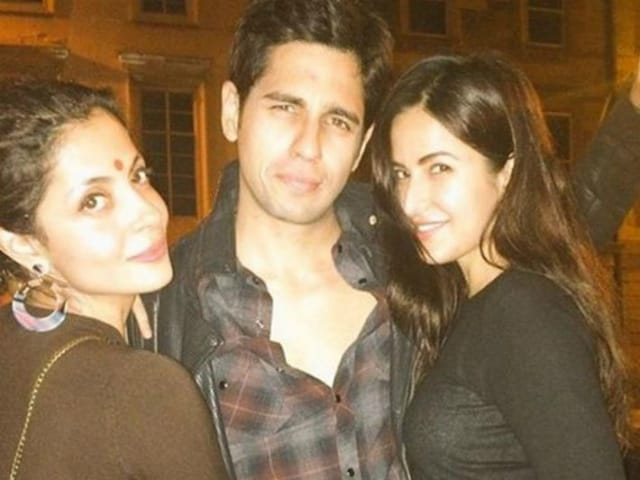 Sidharth Has Valentine's Day Plans With, Wait For it, Katrina