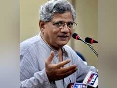 Centre Trying To Control States Through President's Rule: Sitaram Yechury