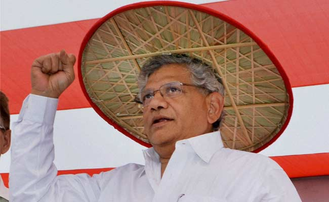 Image result for Sitaram Yechury