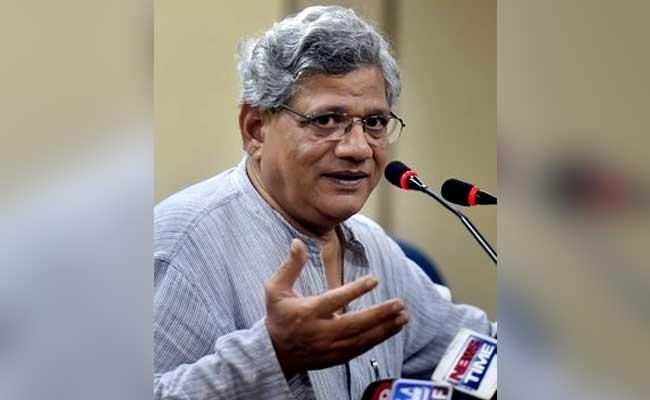 संसद में बताए सरकार कि जेएनयू मामले में किसने टेप से छेड़छाड़ की : सीताराम येचुरी