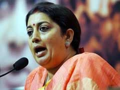Yadav vs Yadav: Feud Has Derailed Development In UP, Says Smriti Irani