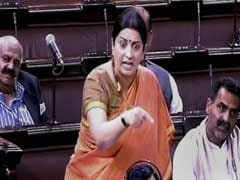 Panel To Seek Explanation From Smriti Irani On Her 'Durga' Remarks