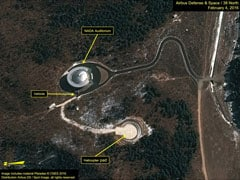 Satellite Images Show Arrival Of Fuel Trucks At North Korea Launch Site: Think Tank