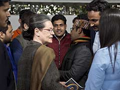 Sonia, Rahul Gandhi Congratulate NSUI On Win In Uttar Pradesh Varsities Polls