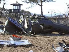 South Korean Military Helicopter Crashes, Killing 3 Soldiers