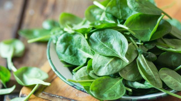 10 Healthy Spinach Recipes