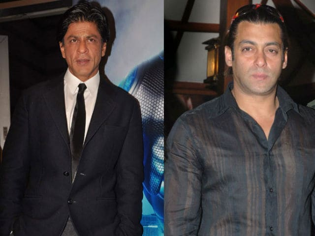 Shah Rukh, Salman Didn't Hurt Religious Sentiments: Cops to Delhi Court