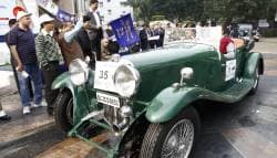Yesteryear Beauties Take to the Road for 50th Statesman Vintage Car Rally