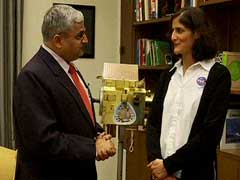 Exclusive: NASA's Sunita Williams On Space Walks And Her Love For Samosas