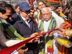 30th Surajkund International Crafts Mela Begins in Faridabad
