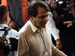 Couple On Train Gets Help After Tweets To Railway Minister Suresh Prabhu