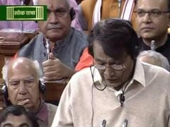 Suresh Prabhu Announces 7 Missions in Railway Budget