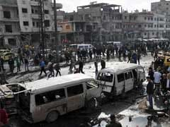 UN On Syria: Major Powers Feeding 'Military Escalation'