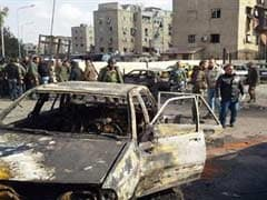 Suicide Bombing At Damascus Police Club Kills Several People, ISIS Claims Repsponsibility