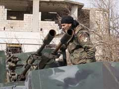 Syria Regime Forces Make Fresh Gains In South: Monitor