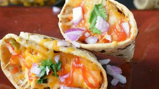 roti tacos