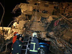 Taiwan Earthquake: 221 Rescued From Rubble Of Collapsed Buildings