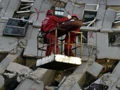 1 More Person Pulled Alive From Rubble After Taiwan Quake: Report