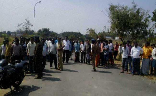 Bus Driver Killed In Mysterious Explosion At Tamil Nadu College
