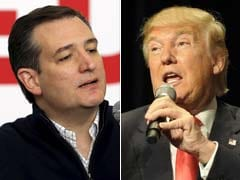 Donald Trump, Ted Cruz Trade Barbs Over Wives In US Presidential Race
