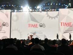 PM Modi Presents Maiden Time India Awards At the Make In India