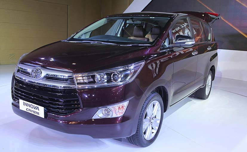 Toyota Innova Crysta 11 Things You Need To Know News