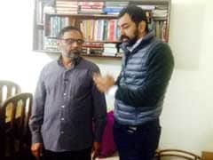 Need Conducive Atmosphere For Surrender, Says Family Of JNU's Umar Khalid